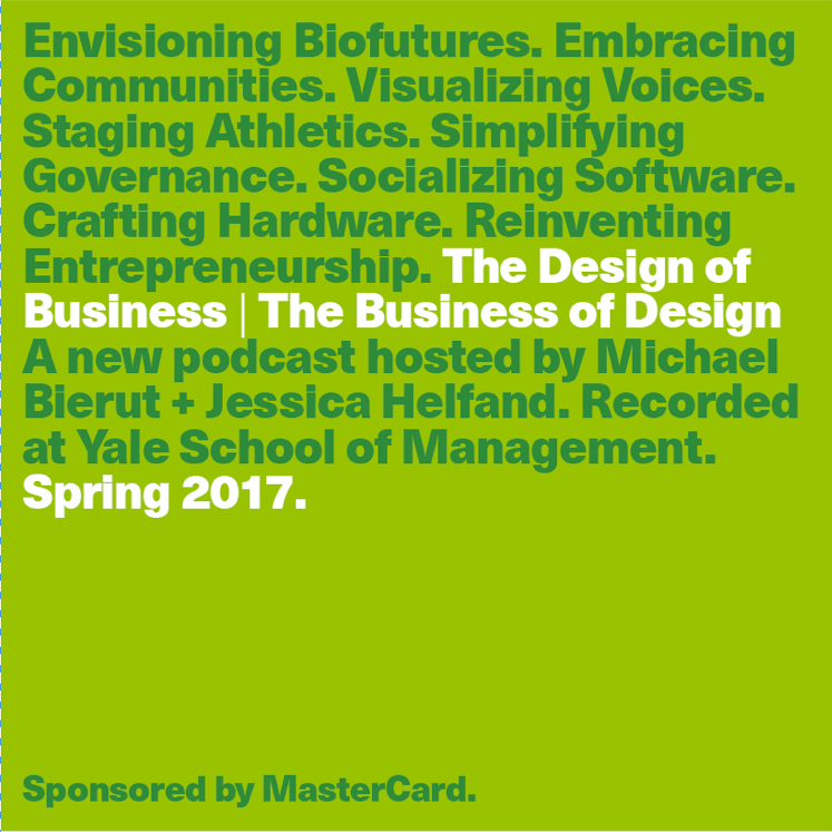 The Design of Business : The Business of Design
